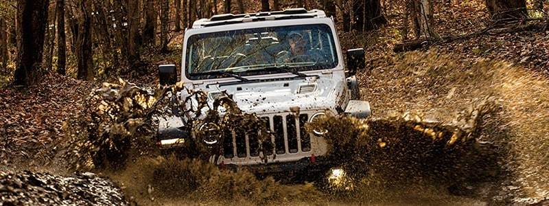 New Jeep Wrangler Corbin Kentucky
