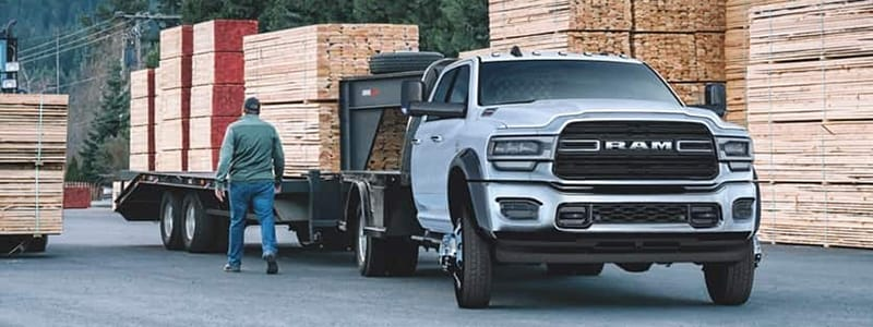 Ram Chassis Cab Towing