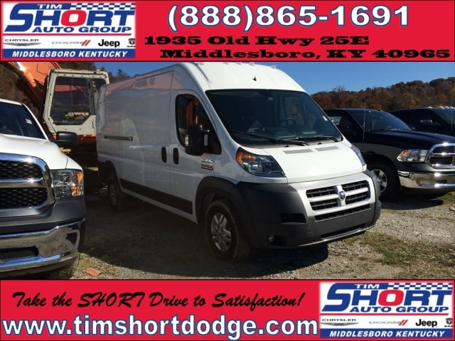 2014 Ram ProMaster 2500 High Roof 159WB Van