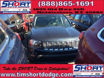 2015 Jeep Compass Latitude FWD SUV