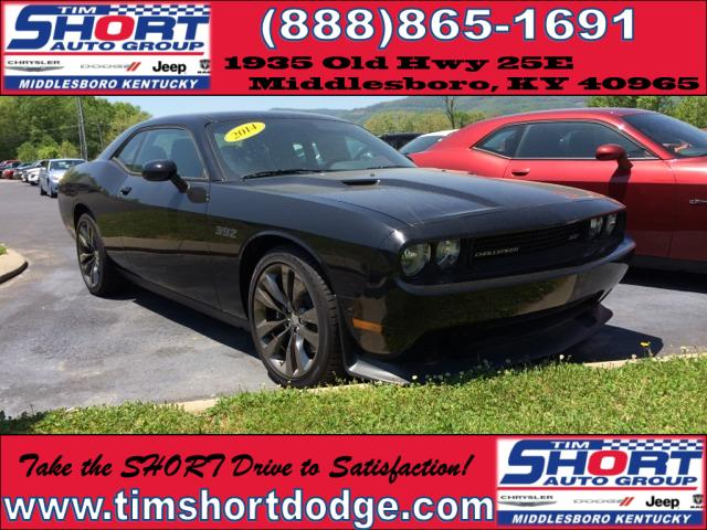2014 Dodge Challenger SRT8 Core Coupe