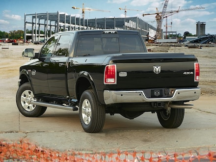 2015 Ram 2500 Tradesman Truck Regular Cab