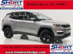 New 2019 Jeep Compass ALTITUDE 4X4 Sport Utility 3C4NJDBB3KT682953 for Sale in Middlesboro, KY at Tim Short Dodge Chrysler Jeep Ram