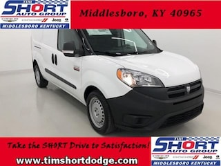 New 2018 Ram ProMaster City TRADESMAN CARGO VAN Cargo Van ZFBERFAB1J6H46444 for sale in Middlesboro, KY at Tim Short Dodge Chrysler Jeep Ram