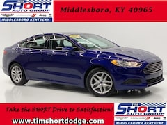 Used 2016 Ford Fusion SE Sedan 1FA6P0H78G5131025 for Sale in Middlesboro, KY at Tim Short Dodge Chrysler Jeep Ram