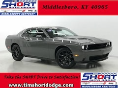 New 2019 Dodge Challenger SXT Coupe D996 for sale in Middlesboro, KY at Tim Short Dodge Chrysler Jeep Ram