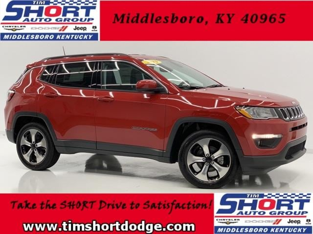 Tim Short Corbin Ky >> New 2019 Jeep Compass Latitude Fwd For Sale In Middlesboro