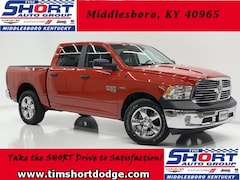 New 2019 Ram 1500 CLASSIC BIG HORN CREW CAB 4X4 5'7 BOX Crew Cab for sale in Middlesboro, KY at Tim Short Dodge Chrysler Jeep Ram