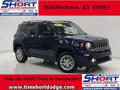 New 2019 Jeep Renegade LATITUDE 4X4 Sport Utility for sale in Middlesboro, KY at Tim Short Dodge Chrysler Jeep Ram