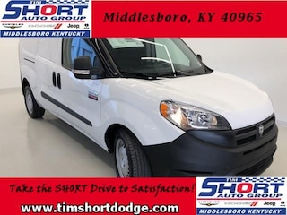 New 2018 Ram ProMaster City TRADESMAN CARGO VAN Cargo Van ZFBERFAB1J6H65771 for sale in Middlesboro, KY at Tim Short Dodge Chrysler Jeep Ram