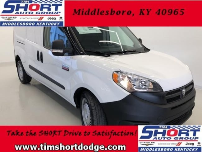 New 2018 Ram ProMaster City TRADESMAN CARGO VAN Cargo Van for Sale in Middlesboro, KY at Tim Short Dodge Chrysler Jeep Ram