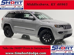 New 2019 Jeep Grand Cherokee ALTITUDE 4X4 Sport Utility 1C4RJFAG1KC662030 for Sale in Middlesboro, KY at Tim Short Dodge Chrysler Jeep Ram