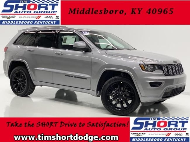 New 2019 Jeep Grand Cherokee ALTITUDE 4X4 Sport Utility for Sale in Middlesboro, KY at Tim Short Dodge Chrysler Jeep Ram