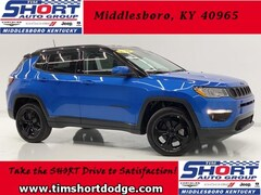 New 2019 Jeep Compass ALTITUDE 4X4 Sport Utility for sale in Middlesboro, KY at Tim Short Dodge Chrysler Jeep Ram