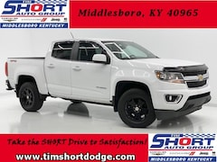 Used 2015 Chevrolet Colorado LT Truck Crew Cab for Sale in Middlesboro, KY at Tim Short Dodge Chrysler Jeep Ram