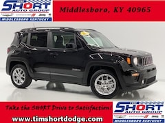 New 2019 Jeep Renegade LATITUDE FWD Sport Utility for sale in Middlesboro, KY at Tim Short Dodge Chrysler Jeep Ram