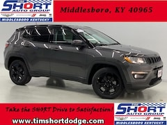 New 2019 Jeep Compass ALTITUDE FWD Sport Utility 3C4NJCBB4KT649678 for Sale in Middlesboro, KY at Tim Short Dodge Chrysler Jeep Ram