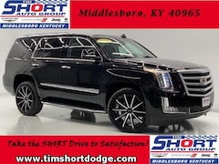 Used 2015 CADILLAC Escalade Luxury SUV for Sale in Middlesboro, KY at Tim Short Dodge Chrysler Jeep Ram