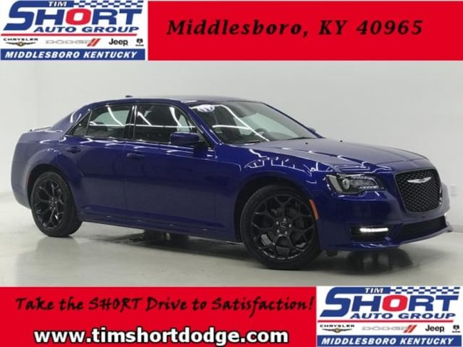 New 2019 Chrysler 300 S Sedan for Sale in Middlesboro, KY at Tim Short Dodge Chrysler Jeep Ram