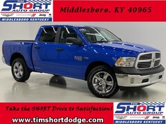 New 2019 Ram 1500 CLASSIC BIG HORN CREW CAB 4X4 5'7 BOX Crew Cab D1030 for sale in Middlesboro, KY at Tim Short Dodge Chrysler Jeep Ram