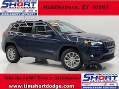 New 2019 Jeep Cherokee LATITUDE FWD Sport Utility 1C4PJLCB1KD470236 for Sale in Middlesboro, KY at Tim Short Dodge Chrysler Jeep Ram