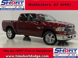 New 2019 Ram 1500 CLASSIC BIG HORN CREW CAB 4X4 5'7 BOX Crew Cab 1C6RR7LTXKS560540 for sale in Middlesboro, KY at Tim Short Dodge Chrysler Jeep Ram
