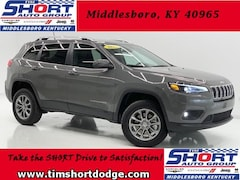 New 2019 Jeep Cherokee LATITUDE PLUS 4X4 Sport Utility 1C4PJMLN1KD372923 for Sale in Middlesboro, KY at Tim Short Dodge Chrysler Jeep Ram