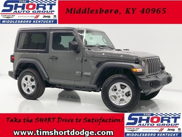 New Jeep Wrangler Inventory Near Morristown TN & Corbin KY