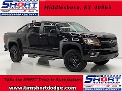 Used 2016 Chevrolet Colorado Z71 Truck Crew Cab for Sale in Middlesboro, KY at Tim Short Dodge Chrysler Jeep Ram