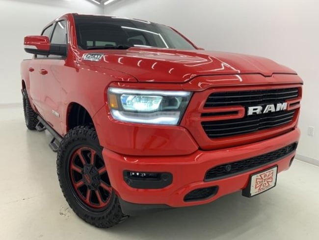 new 2019 ram 1500 big horn lone star crew cab 4x4 5 39 7 box for sale in middlesboro ky near. Black Bedroom Furniture Sets. Home Design Ideas