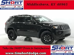 New 2019 Jeep Grand Cherokee ALTITUDE 4X4 Sport Utility 1C4RJFAG3KC574063 for Sale in Middlesboro, KY at Tim Short Dodge Chrysler Jeep Ram