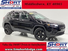 New 2019 Jeep Cherokee ALTITUDE 4X4 Sport Utility 1C4PJMLX7KD375648 for Sale in Middlesboro, KY at Tim Short Dodge Chrysler Jeep Ram