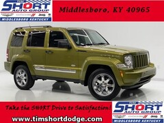 Used 2012 Jeep Liberty Sport 4x4 SUV for Sale in Middlesboro, KY at Tim Short Dodge Chrysler Jeep Ram