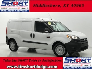 New 2018 Ram ProMaster City TRADESMAN CARGO VAN Cargo Van ZFBERFAB5J6H46883 for sale in Middlesboro, KY at Tim Short Dodge Chrysler Jeep Ram