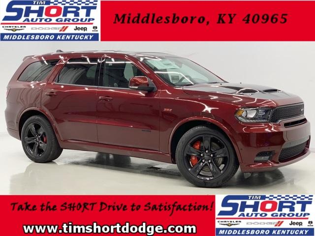 New 2018 Dodge Durango SRT AWD Sport Utility for Sale in Middlesboro, KY at Tim Short Dodge Chrysler Jeep Ram