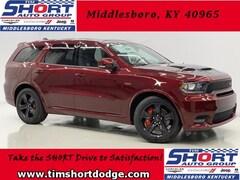 New 2018 Dodge Durango SRT AWD Sport Utility D1052 for sale in Middlesboro, KY at Tim Short Dodge Chrysler Jeep Ram