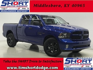 New 2019 Ram 1500 CLASSIC EXPRESS CREW CAB 4X4 5'7 BOX Crew Cab 1C6RR7KT2KS508854 for sale in Middlesboro, KY at Tim Short Dodge Chrysler Jeep Ram