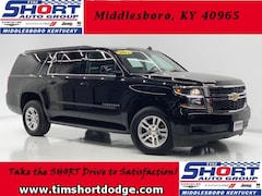 Used 2015 Chevrolet Suburban 1500 LT SUV for Sale in Middlesboro, KY at Tim Short Dodge Chrysler Jeep Ram