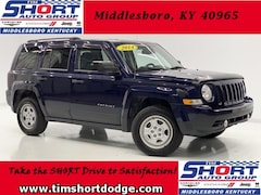 Used 2014 Jeep Patriot Sport 4x4 SUV for Sale in Middlesboro, KY at Tim Short Dodge Chrysler Jeep Ram