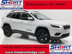 New 2019 Jeep Cherokee ALTITUDE 4X4 Sport Utility 1C4PJMLX5KD375647 for Sale in Middlesboro, KY at Tim Short Dodge Chrysler Jeep Ram