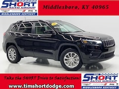 New 2019 Jeep Cherokee LATITUDE 4X4 Sport Utility 1C4PJMCB0KD469407 for Sale in Middlesboro, KY at Tim Short Dodge Chrysler Jeep Ram