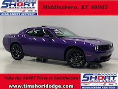New 2019 Dodge Challenger SXT Coupe D1017 for sale in Middlesboro, KY at Tim Short Dodge Chrysler Jeep Ram