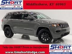 New 2019 Jeep Grand Cherokee ALTITUDE 4X4 Sport Utility 1C4RJFAG3KC669951 for Sale in Middlesboro, KY at Tim Short Dodge Chrysler Jeep Ram