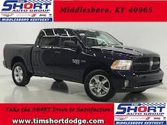 New 2019 Ram 1500 CLASSIC EXPRESS CREW CAB 4X4 5'7 BOX Crew Cab for sale in Middlesboro, KY at Tim Short Dodge Chrysler Jeep Ram