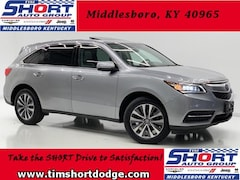 Used 2016 Acura MDX MDX SH-AWD with Technology SUV for Sale in Middlesboro, KY at Tim Short Dodge Chrysler Jeep Ram