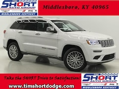 New 2018 Jeep Grand Cherokee SUMMIT 4X4 Sport Utility J1098 for sale in Middlesboro, KY at Tim Short Dodge Chrysler Jeep Ram