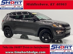 New 2019 Jeep Compass ALTITUDE FWD Sport Utility for sale in Middlesboro, KY at Tim Short Dodge Chrysler Jeep Ram