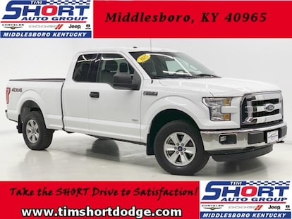 Tim Short Ford >> Used 2015 Ford F 150 For Sale In Middlesboro Ky Near Corbin Ky Morristown Tn A034