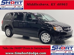 New 2019 Dodge Grand Caravan SE Passenger Van for sale in Middlesboro, KY at Tim Short Dodge Chrysler Jeep Ram