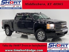 Used 2007 Chevrolet Silverado 1500 Truck Crew Cab for Sale in Middlesboro, KY at Tim Short Dodge Chrysler Jeep Ram